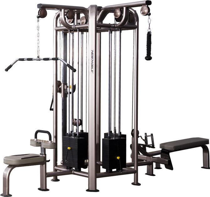 新贵族跑步机、综合训练器