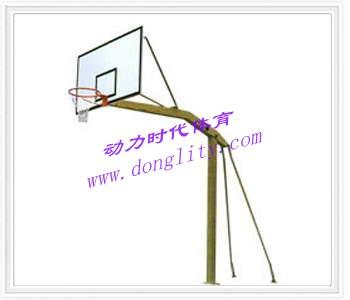地埋方管式篮球架