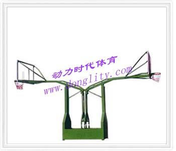 双向式篮球架