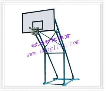 大炮式篮球架