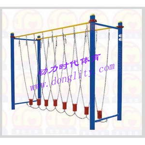 小区吊桩训练器