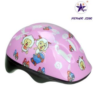 儿童头盔-粉洋洋