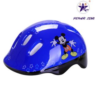 儿童头盔-蓝米奇